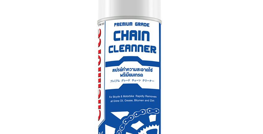 Chemforce Premium Grade Chain Cleaner สเปรย์ทำความสะอาดโซ่พรีเมี่ยมเกรด (16 Oz)