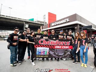 Chemforce Trip & Meeting CBR1000rr THAILAND