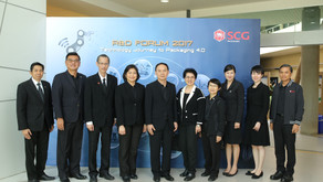 SCG Packaging R&D Forum 2017- Technology Journey to Packaging 4.0