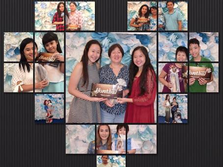 """กิจกรรมวันแม่ ปี 2560 """" ME & MOM """" ณ ศูนย์การค้า MBK"""