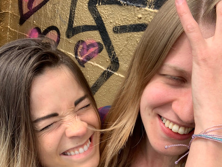On monogamy and dating your best friend