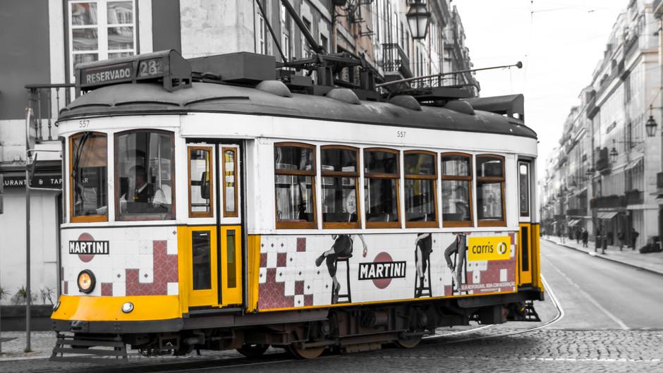 Lissabon - Die Stadt der sieben Hügel