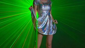 Laser Fotoshoot.