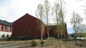 Foto sted: Funnefoss.