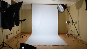 Fotostudiosenter. En drøm.
