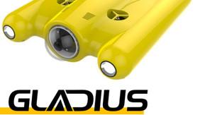 Gladius Submersible Underwater Drone