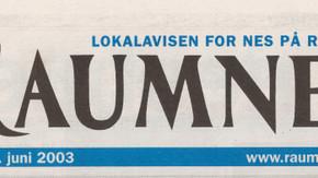 Omtale: Solformørkelse i 2003