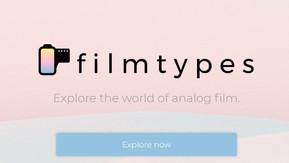 Filmtype database