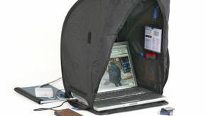 Solskjerming for Laptop.