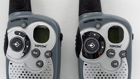 walkie talkie.