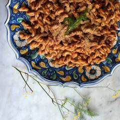 Hyblaean Pesto Pasta