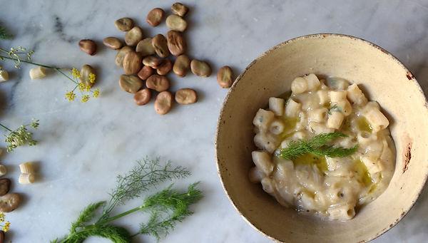 broad been puree pasta meal kit us italian food