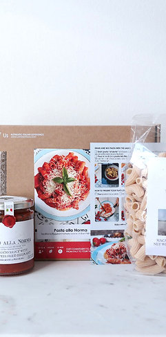 Authentic Italian Pasta Dinner Kit | up to 4 people