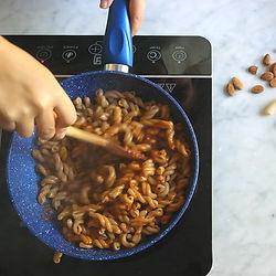 usitalianfood italian food meal kit pasta recipe food box authentic  cooking easy learn dinner lunch extra virgin olive oil wild fennel  hyblaean pesto maccheroni spaghetti experience italy vegan  vegetarian sicilian
