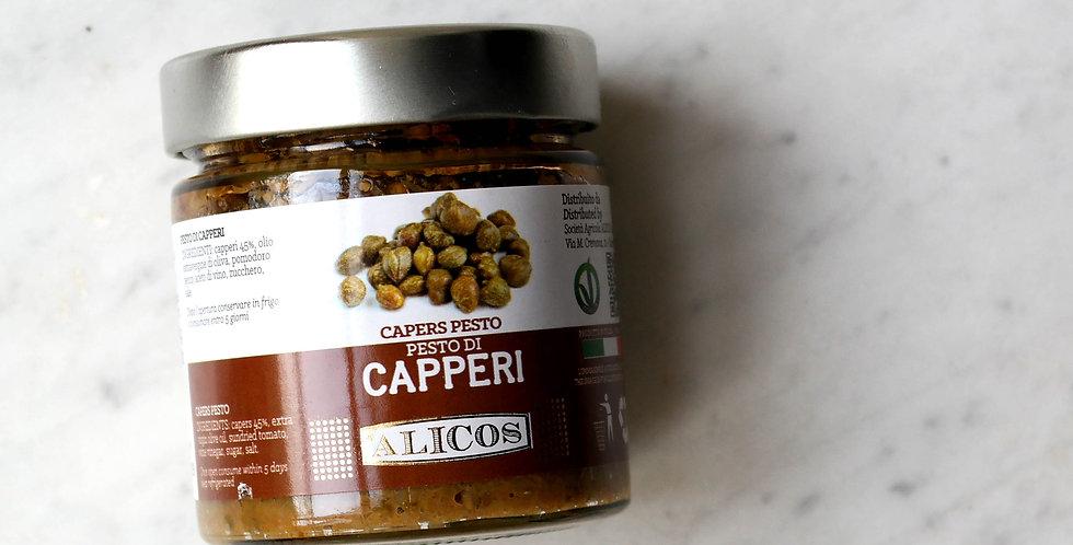 Capers Pesto