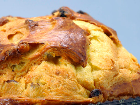 Panettone | The secrets behind its fluffiness!