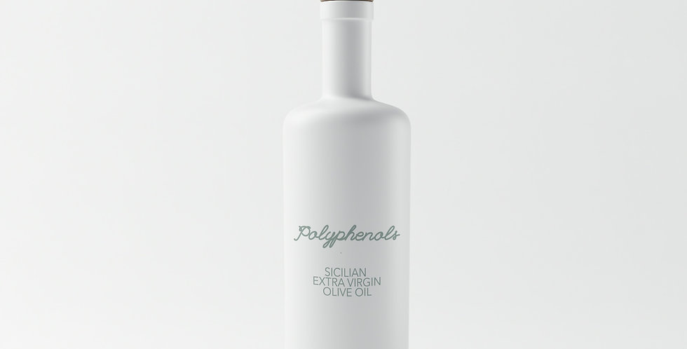 Polyphenols - The Sicilian Extra Virgin Olive Oil by Seligo