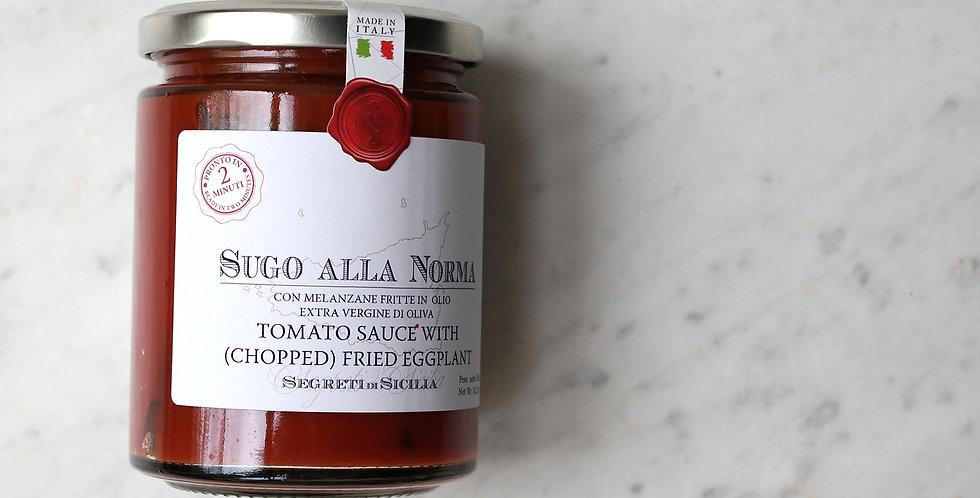 Norma Tomato Sauce | Traditional Sicilian Recipe