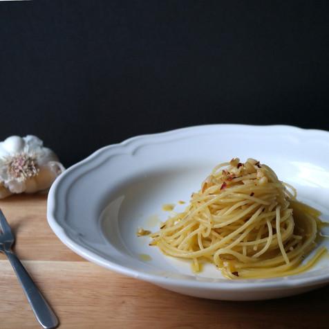 Aglio Olio & Peperoncino Spaghetti
