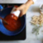 usitalianfood italian food meal kit pasta recipe food box authentic  cooking easy learn dinner lunch farmer sauce marinara tomato cherry bay leaves  extra virgin olive oil maccheroni spaghetti experience italy vegan  vegetarian sicilian