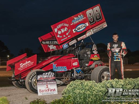 Brandon McMullen gets 2nd win of season at PDTR