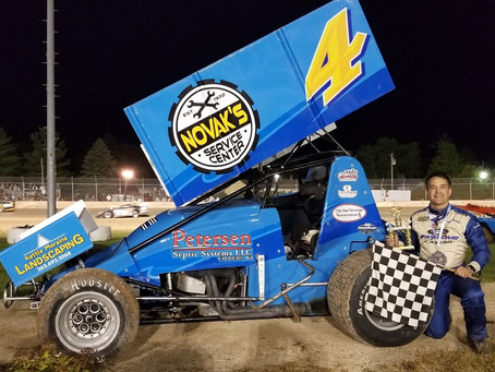 Paul Pokorski picks up opening night win at PDTR