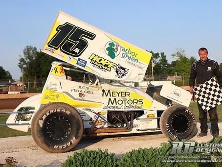 Justin Miller pick up win at PDTR