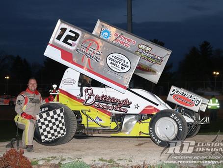 Josh Walter picks up win at PDTR