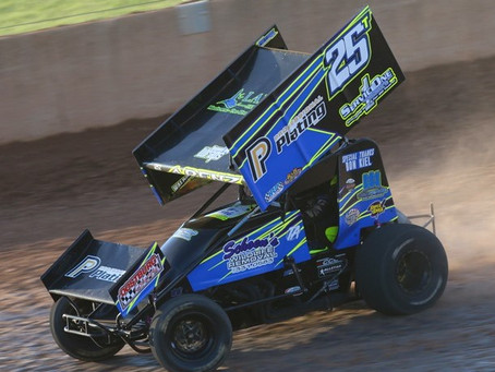 Arenz charges to fourth 2020 MSA triumph at Beaver Dam Raceway