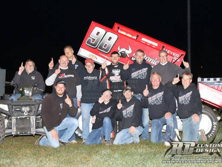 McMullen picks up win and championship
