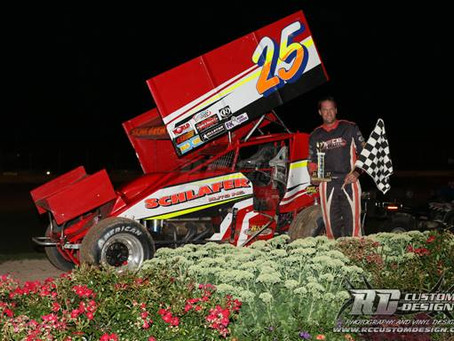 Danny Schlafer picks up another win at PDTR