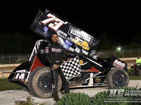 Ben Schmidt wins at PDTR