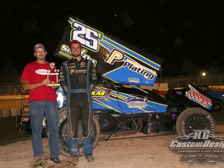 Travis Arenz wins at PDTR