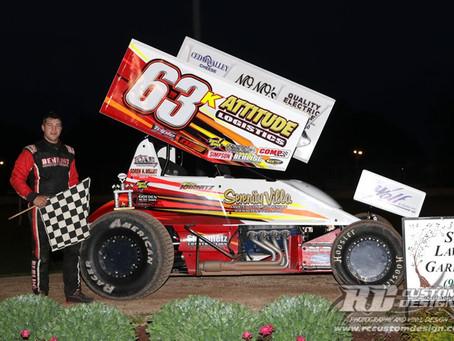 Kevin Karnitz gets 2nd win at PDTR