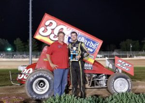 Scotty Thiel gets second win of 2019