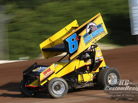 Davis moves to top of all-time PDTR Sprint Car A-main win list