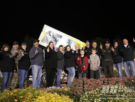 Justin Miller 2018 PDTR Champion