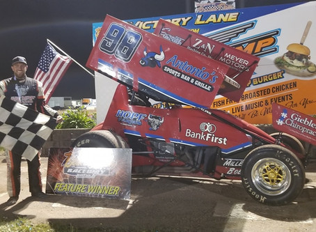 McMullen rolls to MSA victory at Beaver Dam Raceway
