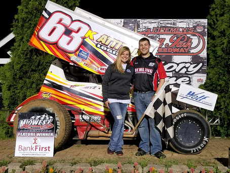 Kevin Karnitz leads all 25 laps to Angell Park Victory presented by First Choice Dental