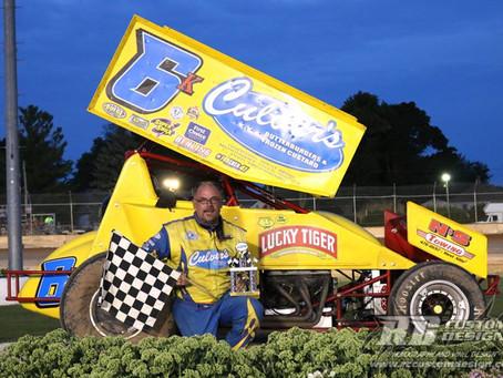 Kurt Davis picks up win at PDTR