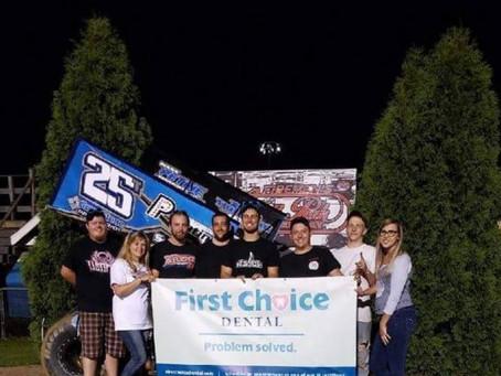 Travis Arenz gets first career MSA win