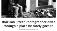 Entrevista e fotos para a UrbanStreetDiving.com