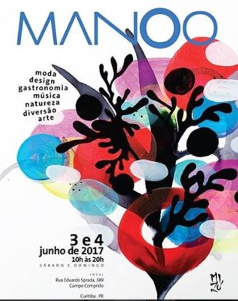 MANOO Curitiba - 3 e 4 de junho!