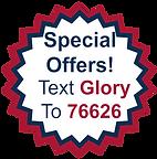 Bingo Glory Bingo in Daytona Special Text