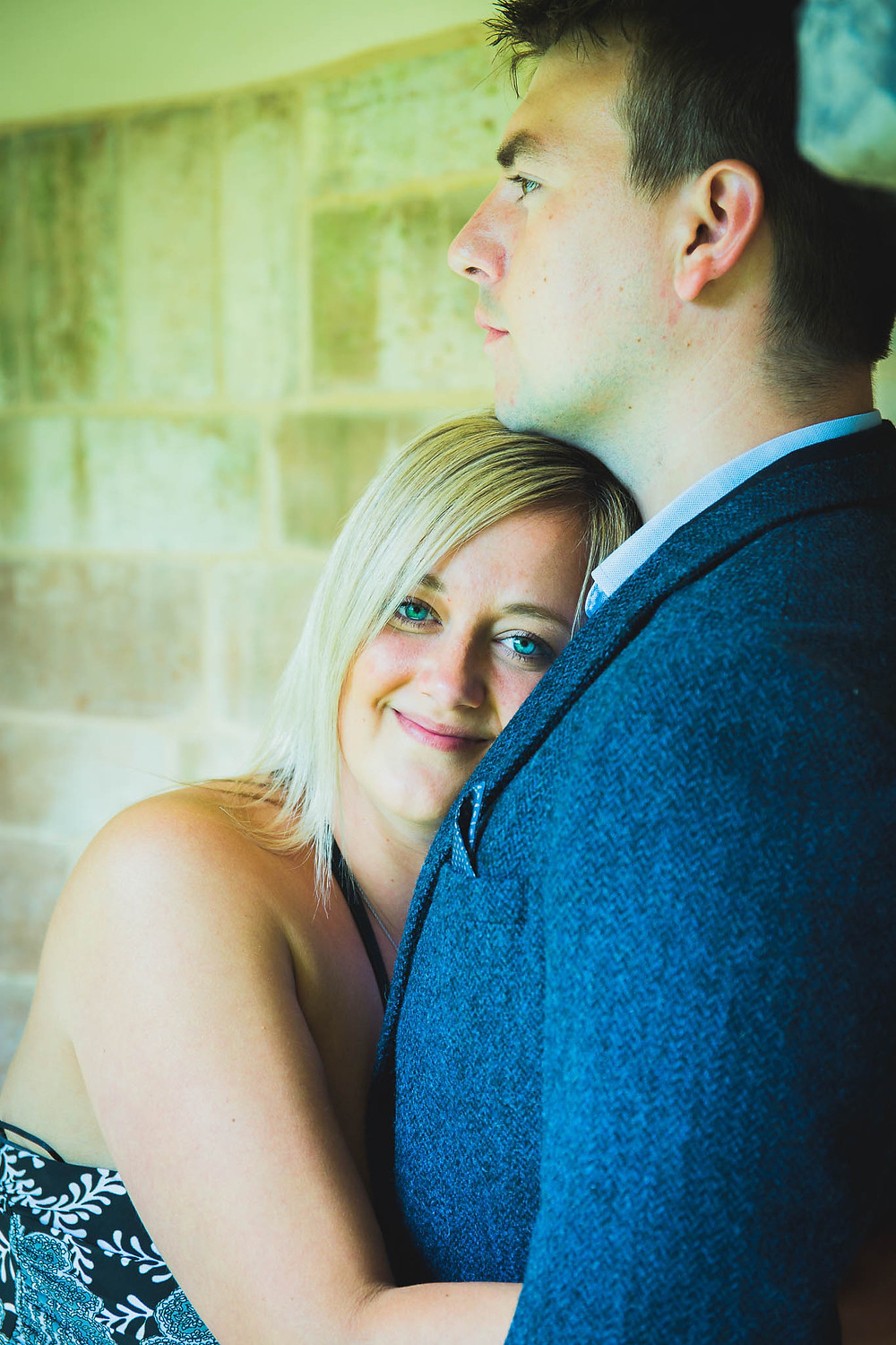 Adam and Becky Engagement Session at Coombe Abbey, Coventry