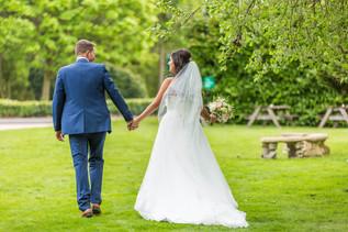 Wedding Day Highlights - Emma and Matt wedding day at Hadley Park Hotel in Telford