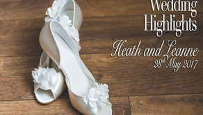 Wedding Highlights - Leanne and Heath's wedding at the Park House Hotel, Shifnal