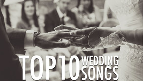 Top 10 Wedding 'First Dance' Songs