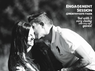Engagement shoots aren't just about the two of you
