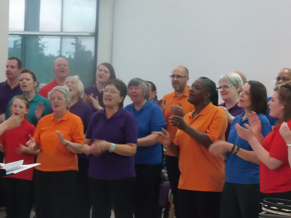 Thought about joining a choir? Here's why you should